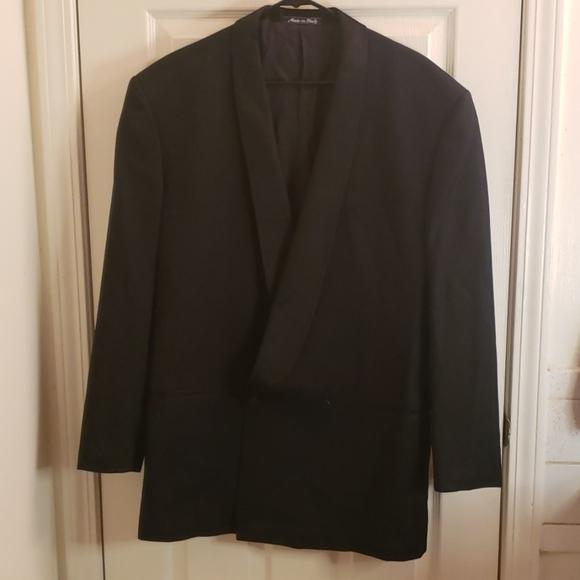 Giorgio Armani Other - Giorgio Armani Black Blazer Tuxedo Size 44L